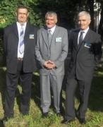 Orban Ioan, Amariei Vasile ,Stoica Iosif la a 40-a aniversare