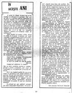 In acesti ani, autor elev plutonier Nicolae Timofie