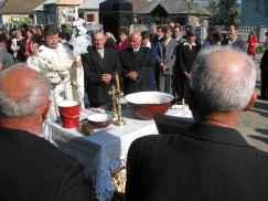 Sfintirea pastelui si a apei