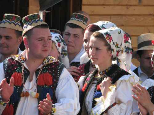 Romanian Straw Hats