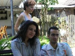 Liliana, Andreea, Razvan