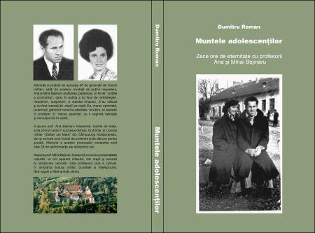 Muntele adolescentilor , autor Dumitru Roman