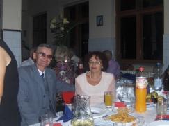 Dragomir Ionel cu sotia