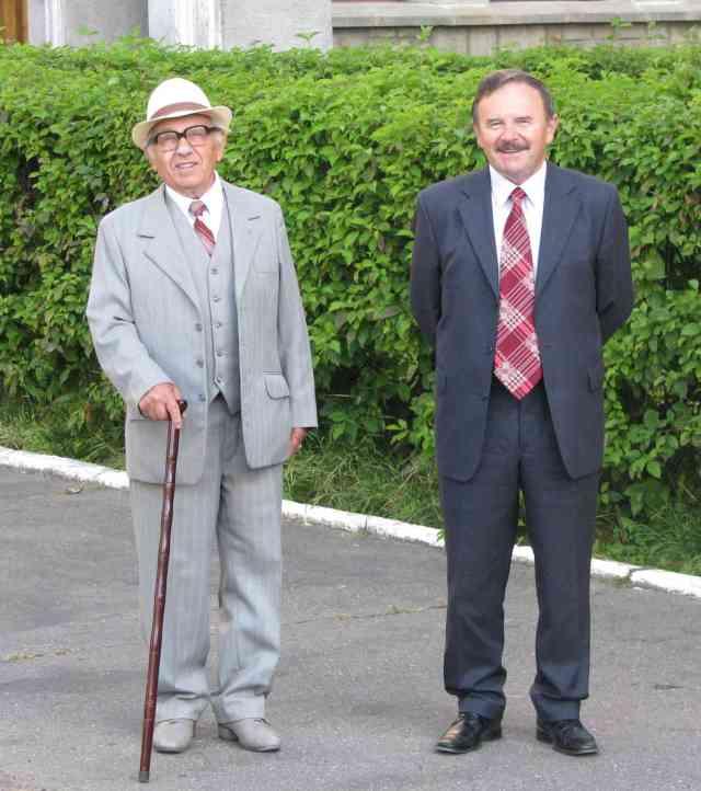 Gusu senior si Gusu junior