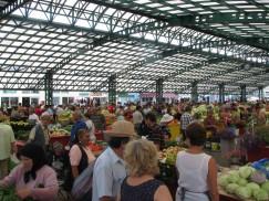 Piata Centrala din Tg. Jiu
