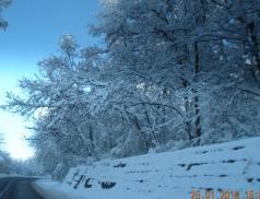 Cu iarna la drum