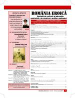Romănia Eroică