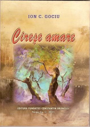 Coperta cartii Cirese Amare, de Ion C. Gociu