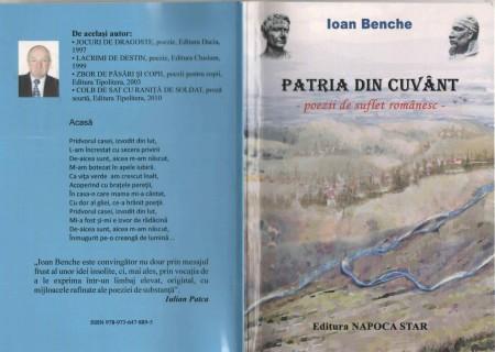 Coperta carte Ioan Benche