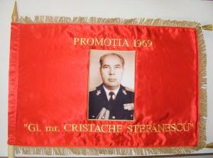 drapelul promotiei 1969
