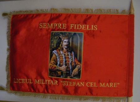 drapelul promotiei 1969 -1