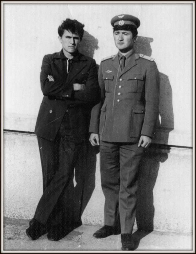 hentz Stefan, Morar Gavril, 1974